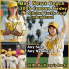 Bad News Bears Movie 2005 Bo-Peep's New Baseball Jersey