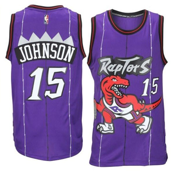 Toronto Raptors Custom Authentic Style Throwback Purple Jersey. Hover over  image to zoom. Click to enlarge Click to enlarge Click to enlarge 2896487d205d