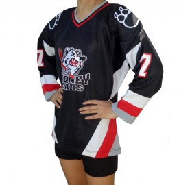 Hockey Jersey NHL Style Your Custom Design