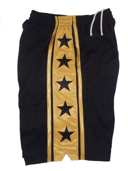 2713596ae TEAM USA MEN STAR BLACK w  GOLD CUSTOM BASKETBALL SHORTS. Hover over image  to zoom. Click to enlarge Click to enlarge Click to enlarge Click to  enlarge ...