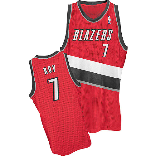 Portland Blazers Number 30: Portland Trail Blazers Custom Authentic Style Alt Jersey