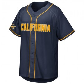California Golden Bears Blue NCAA College Baseball  Jersey