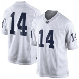 Penn State Nittany Lions White NCAA College Football Jersey