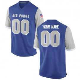 United States Air Force Academy  NCAA Blue  Falcons College Football Jersey