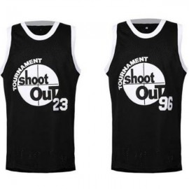 ABOVE THE RIM SHOOT OUT BASKETBALL JERSEY BIRDIE  96