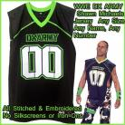 WWE D Generation DX Army Shawn Michaels Sleeveless Jersey Custom