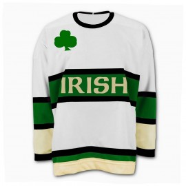 College Hockey Jersey Your Team Name Number Size