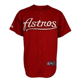 Houston Astros Classic Alternate Home Red Jersey