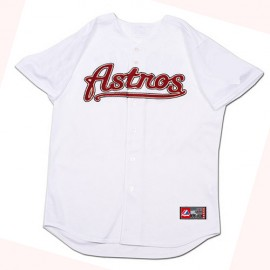 Houston Astros Classic  Home Alternate White Jersey