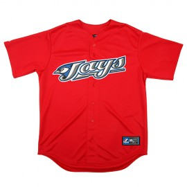 Toronto Blue Jays Canada Day Red Jersey