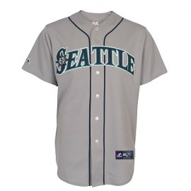Seattle Mariners Classic Away Road Gray Jersey