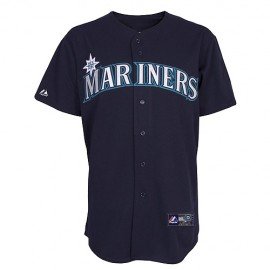 Seattle Mariners Alt Classic Black Jersey