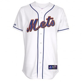 New York Mets Classic Home White Jersey