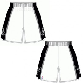 Mens San Antonio Spurs Home White Authentic Style On-Court Shorts