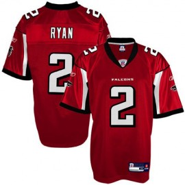 Atlanta Falcons NFL Red Football Jersey #2 Matt Ryan
