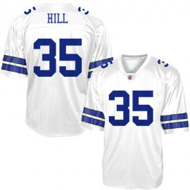 Dallas Cowboys NFL Legends White  Football Jersey #35 Calvin Hill