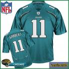 Jacksonville Jaguars NFL Authentic Green Football Jersey #11 Blaine Gabbert