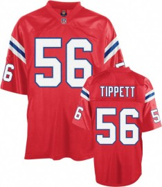 New England Patriots NFL Throwback Football Jersey #56 Andre Tippett