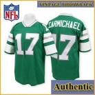 Philadelphia Eagles Authentic Style Throwback Green Jersey #17 Harold Carmichael