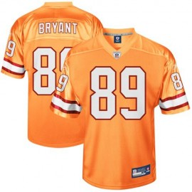 Tampa Bay Buccaneers NFL Throwback Orange 1976 Football Jersey #89 Antonio Bryant