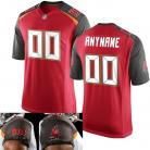Tampa Bay Buccaneers 2014 Nike Elite Style Home Red Jersey (Pick A Name)