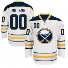 Buffalo Sabres NHL T2 Custom White Hockey Jersey (Any Name)