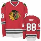 Chicago Blackhawks Authentic Style Red Game Jersey #88 Patrick Kane