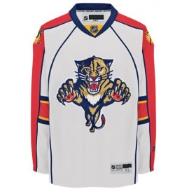 Florida Panthers NHL Premium White Hockey Game Jersey