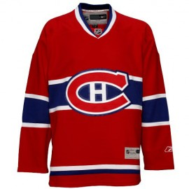 Montreal Canadiens NHL Premium Red Hockey Game Jersey