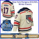 New York Rangers 2012 NHL Winter Classic Hockey Jersey 17 Brandon Dubinsky