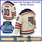 New York Rangers 2012 NHL Winter Classic Hockey Jersey 10 Marian Gaborik