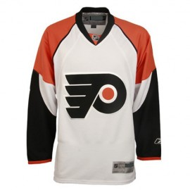 Philadelphia Flyers NHL Premium White Hockey Game Jersey