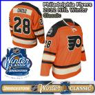 Philadelphia Flyers 2012 NHL Winter Classic Jersey 28 Claude Giroux