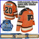 Philadelphia Flyers 2012 NHL Winter Classic Jersey 20 Chris Pronger