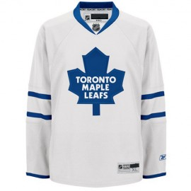 Toronto Maple Leafs NHL Premium White Hockey Game Jersey