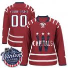 Ladies Winter Classic 2015 Washington Capitals Custom or Blank Jersey