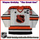 Wayne Gretzky 1987 NHL Authentic Style All Star Game Jersey