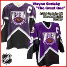 Wayne Gretzky 1994 NHL Authentic Style All Star Game Jersey