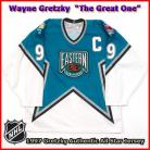 Wayne Gretzky 1997 NHL Authentic Style All Star Game Jersey