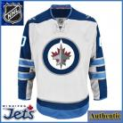 Winnipeg Jets NHL Authentic Style Away White Hockey Game Jersey